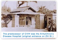 Army chronic disease Hospital